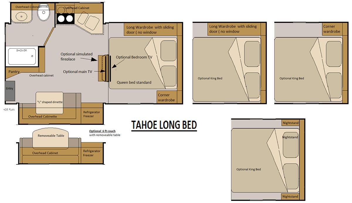 Tahoe Floorplan